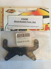 Schumacher Racing Front Shock Bracket For Riot U3200 MEGA REDUCTION!
