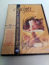 El Quijote de Miguel de Cervantes - Especial Version (1990) DVD Fernando Rey NEW
