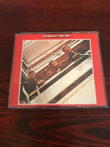 THE BEATLES - 1962-1966  -  2 CD - CANADA - 1993