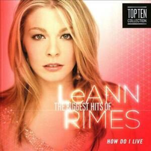 LEANN RIMES - THE BIGGEST HITS OF NEW CD
