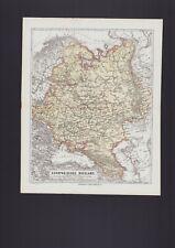 Landkarte map 1867: Europäisches Russland.