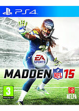 Sony PlayStation 4 American Football Video Games