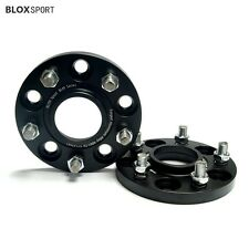 2X 15mm Aluminum Wheel Hubcentric Spacers for Toyota GT-86 2012-2016 With Nuts