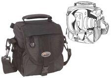 NWT Lowepro Bag  EX 120 Camera Bag Black Nylon  Adjustable Shoulder Strap