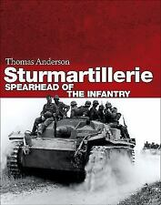 Sturmartillerie by Thomas Anderson (2016, Hardcover)
