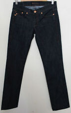 Denim Straight Leg Jeans Erinsed, Indigo
