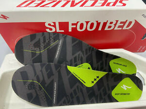 Specialized Body Geometry SL Footbeds (Green- being tallest)