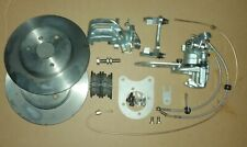 WORLDWIDE: Rear Disc Brake Kit for Smart Roadster 452 + ForTwo 450 & 451 upgrade