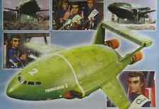 "*Space:1999""1 Eagle * 2 Die-cast Thunderbird's 2 and Yellow 4 Gerry Anderson"