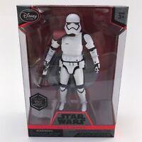 Disney Store First Order Stormtrooper Star Wars Elite Series Die Cast Figure NEW