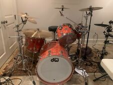 Dw Collector Series Drum Set Used