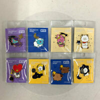 BTS BT21 Official Authentic Goods UNIVERSTAR BADGE Ver1 + Tracking