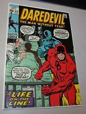 Daredevil #69 (Oct 1970, Marvel) Black Panther Bronze Age Wakanda Silver Age