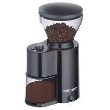 Cloer Elektrische Kaffeemühle 7520 Kegelmahlwerk Schwarz 150 Watt