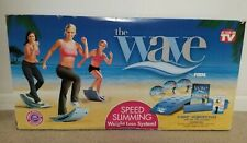 The Wave by The Firm Weight Loss Exercise Cardio Workout System with 3 Dvd Set