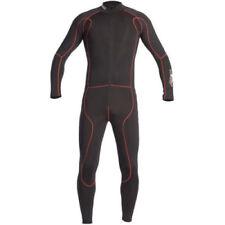 Sous-vêtements noirs pour motocyclette Homme taille XS