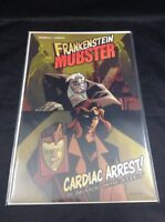 Frankenstein Mobster #2 Cover B Variant Image Comics NM February 2004