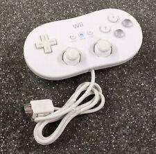Wii Classic Pro Gamepad Controller original Nintendo Wii Joystick