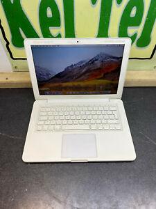 "Apple MacBook A1342 13.3"" H SIERRA 4GB RAM 500GB HDD READY TO USE LAPTOP USED 7B"