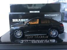 Minichamps 1/43 Mercedes-Benz GLE 850 (C292) Brabus 4x4 2016 Black Art.437034311