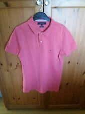 Mens tommy hilfiger polo shirt medium