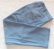 Paola Hochwertige Stretch-Jeans Stickerei und Strass  Gr. 46