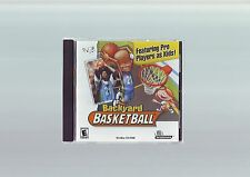 BACKYARD BASKETBALL - PC & APPLE MAC GAME - ORIGINAL JC EDITION - DW - NEW
