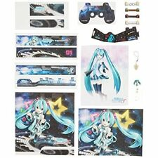 New PS3 Hatsune MIKU Project DIVA F Accessories set Japan Import Hatune
