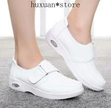 Hot Sale Womens Sport Skidproof Nursing White Shoes Hospital Footware Work Size