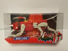 Voltron Red Lion Figure matty collector Mattel New in Box 2011