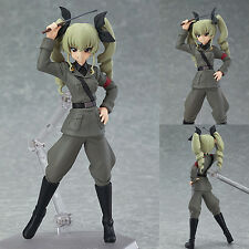 FigFIX 005 Anchovy from Girls Und Panzer Anime Figure Max Factory Japan