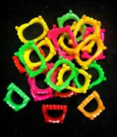 20 Fake Teeth Boys/Girls Pinata/Party Bag Fillers,Toys,Favours,Lucky Dip Prize