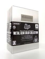 METAL GEAR SOLID COLLECTION Sony Playstation 2 PS2 20th Anniversary Japan (1)