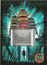 Dr Doctor Who Daleks 2150AD Film Cell Card - Unstoppable Cards [ Variant 34 ]