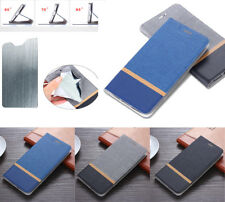 Flip PU Wallet Holder Leather stand Case Cover For OPPO A73 / F5 / F7 / A83