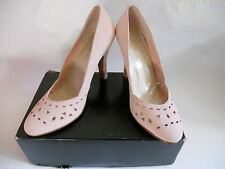 COLIN STUART HIGH HEEL  SHOES NEW OLD STOCK PEACH SIZE 7