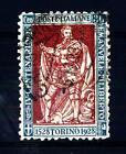 ITALIA - Regno - 1928 - 400° nascita di Emanuele Filiberto e 10° Vittoria - 30 c