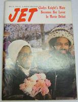 Jet Magazine Gladys Knight November 1976 Digest Size 083112R