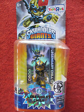Skylanders Giants Legendary Lightcore Chill - Collectable, Rare