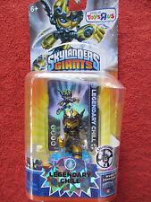 Skylanders Giants Legendary Lightcore Chill - Collectable, Rare