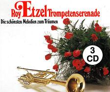 ROY ETZEL - 3 CD - TROMPETENSERENADE