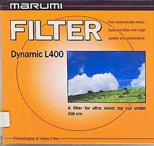 Marumi 77mm Dynamic L400 UV Filter for Canon Nikon Sony Digital Cameras NEW