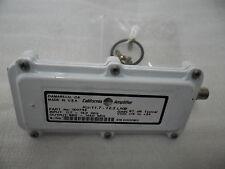 California Amplifier 150743 KU Band KU-11.7 - 12.2 GHz LNB 950- 1450 MHz 57 dB