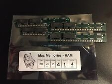 4x 1MB 30-Pin 2-Chip Non-Parity 70ns FPM Memory SIMMs 4MB Apple Macintosh