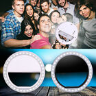 New Selfie 36 LED Ring Fill Light Camera Photography For iPhone Android Phone