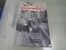 Railway World November 1959 ~ Vintage Railwayana + Illustrated With Photos