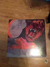 Amish  – Amish  LP SXBS 7016 / 1972 Prog Rock Promo
