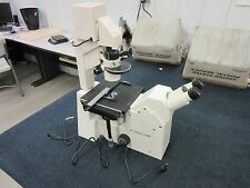 ZEISS AXIOVERT S100 S-100  CONTRAST MICROSCOPE WORKS !!!