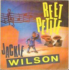 "JACKIE WILSON ""REET PETITE"" RHYTHM & BLUES BOPPER SP BR.MUSIC 45095"