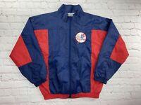 Vintage 90's MLB New York Yankees Windbreaker Jacket YOUTH Size XL 1990s